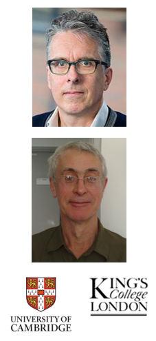 Dr. M. Brammer & Prof. Edward Bullmore