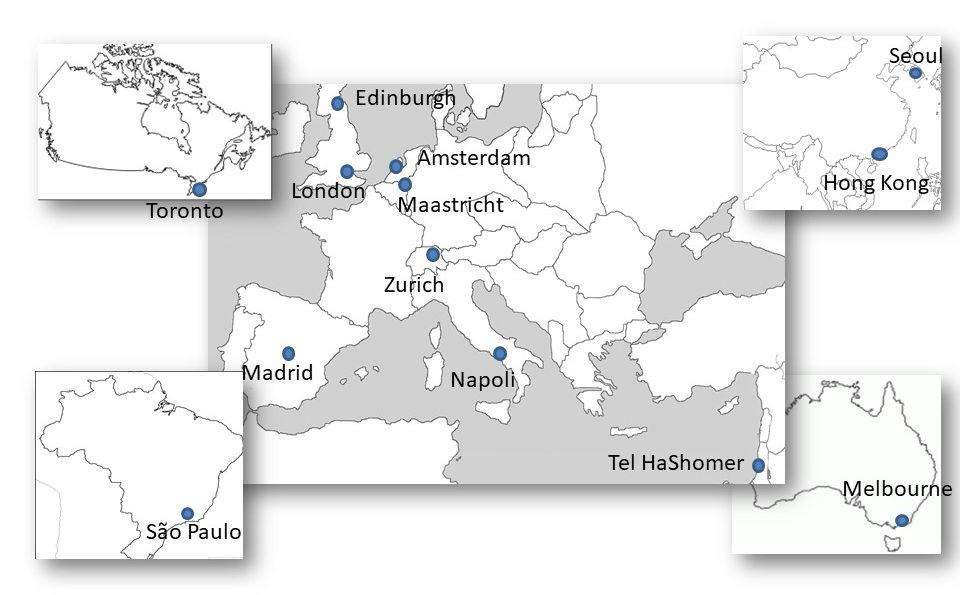 MAP UHR COHORT