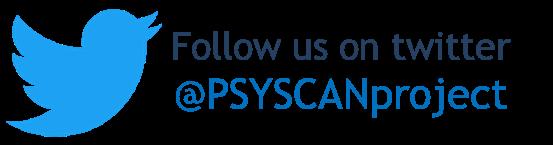PSYSCAN Twitter Logo